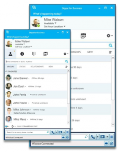 MiVoice-Skype-Business