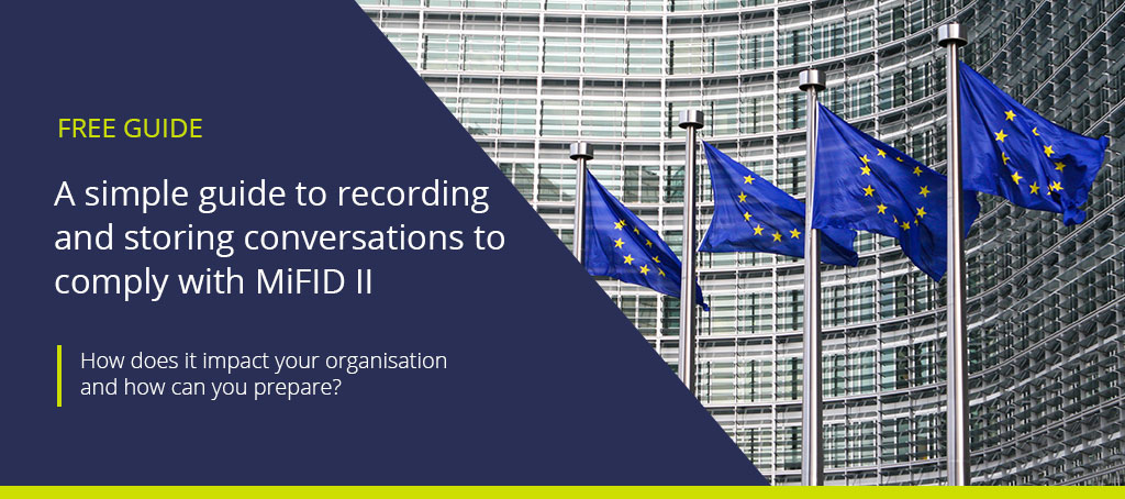 Ebook: Jargon-free guide to MiFID II | 4Sight Communications