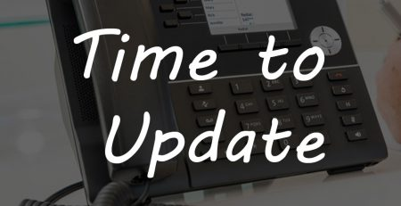 Clock-Change-Information Mitel System