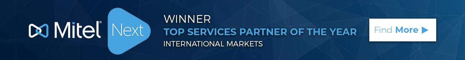 Mitel Top Services Partner